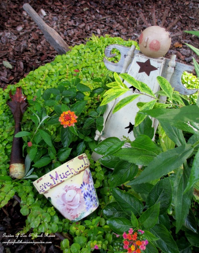 Our fairfield Home & Garden Angel