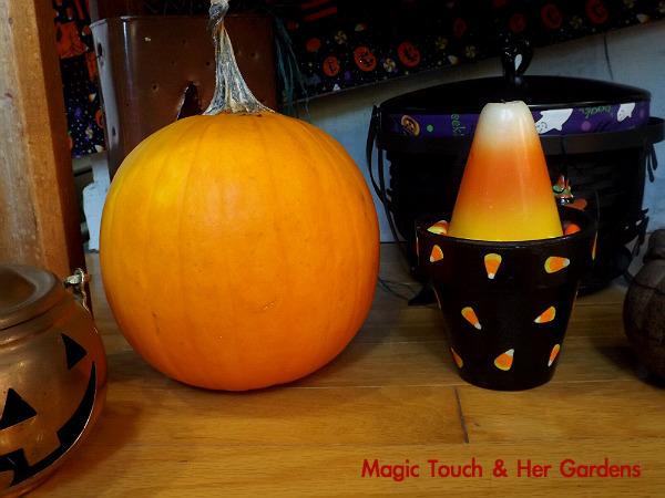 Start with a Pumpkin
