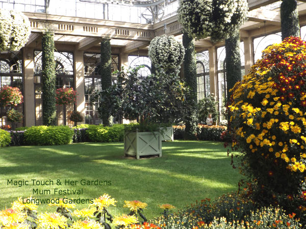 Courtyard @ Longwood Gardens