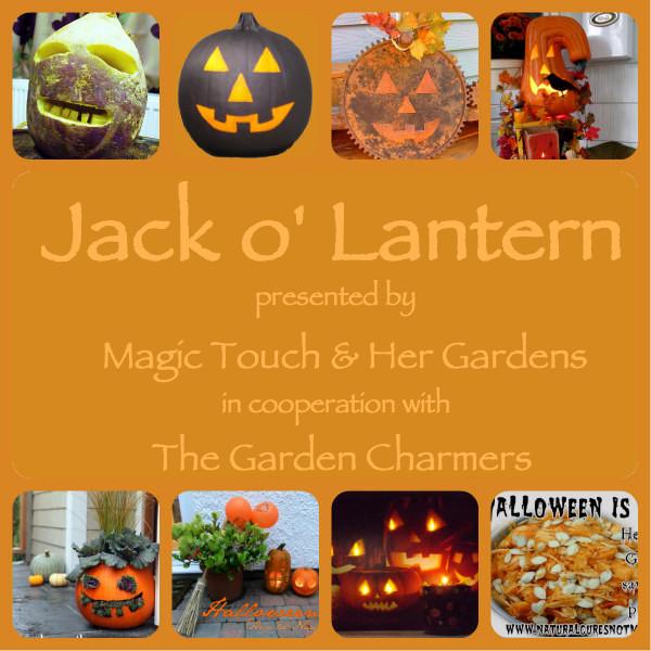 Jack o'Lantern Collage