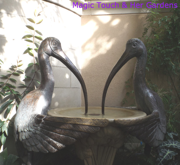 Magic Touch & Her Gardens presents The Fountains @ Longwood Gardens....