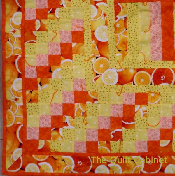 Citrus Quilt The Quilt Cabinet