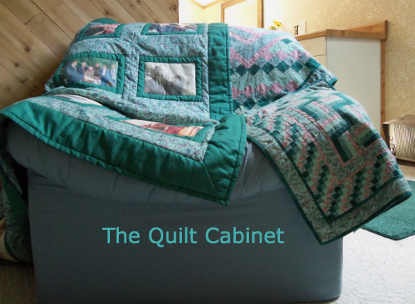 Photo Quilt, www.TheQuiltCabinet.com