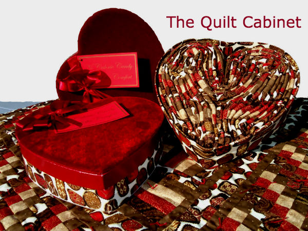 No Calorie Candy with all the Comfort/ The Quilt Cabinet