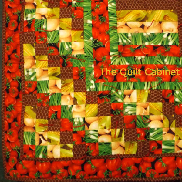 Produce Quilt The Quilt Cabinet