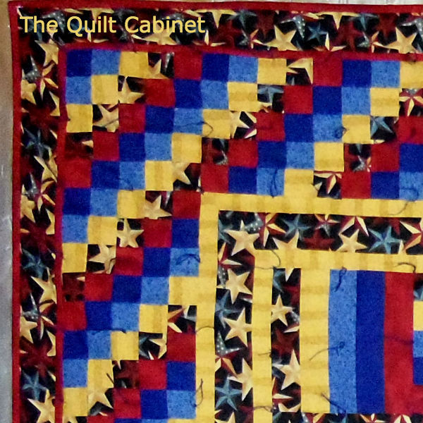 Texas Star Quilt The Quilt Cabinet