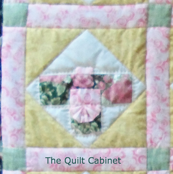 Fabric Oragami The Quilt Cabinet