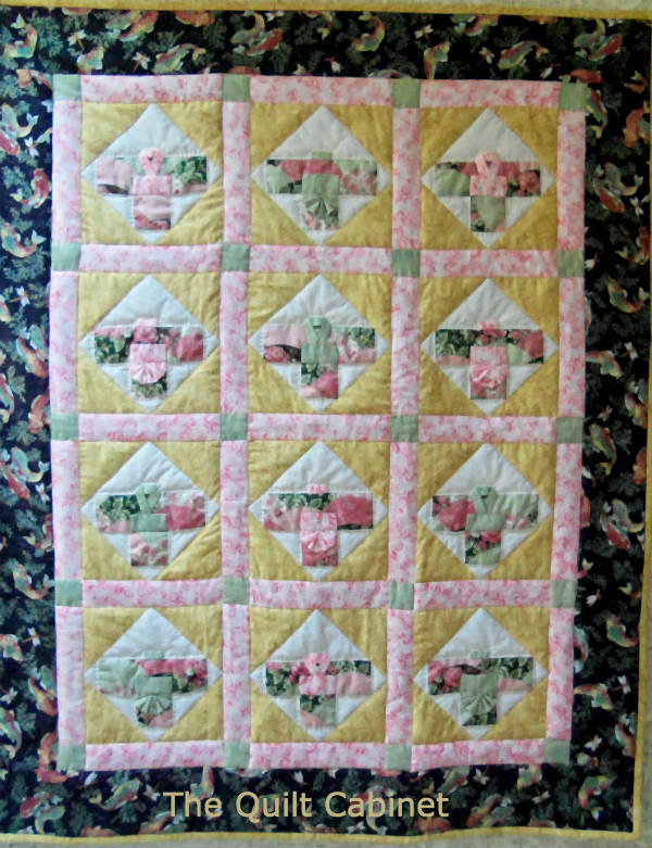 Oragami Quilt The Quilt Cabinet
