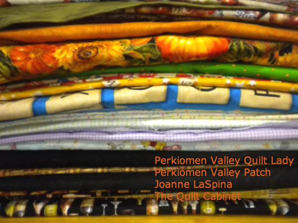 Perkiomen Valley Quilt Lady Perkiomen Valley Patch Joanne LaSpina The Quilt Cabinet