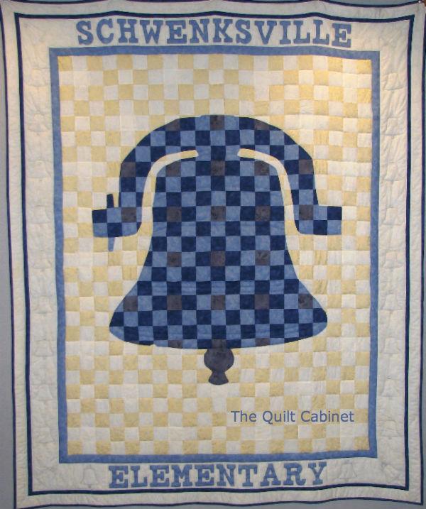 Schwenksville Elementary Quilt The Quilt Cabinet
