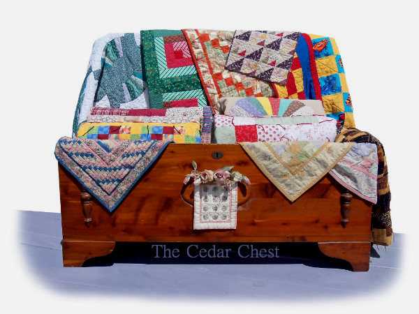 The Cedar Chest The Quilt Cabinet