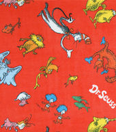 Dr Seuss Fabric @ Joann