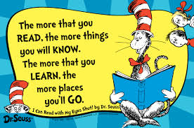 Dr Suess Quotes Magic Touch & Her 5th Grade project