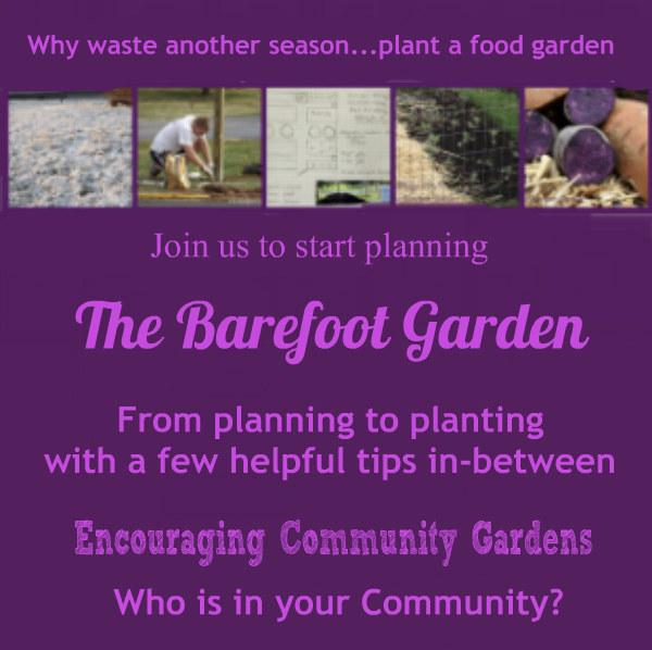Planning your Garden, The Barefoot Garden